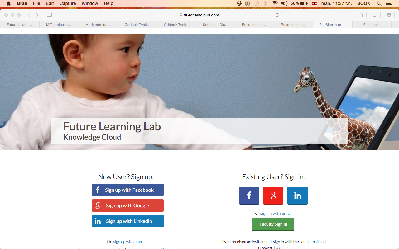 Future Learning Lab opens Knowledge Cloud