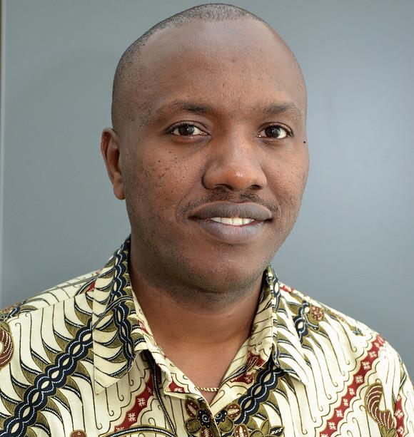 Maurice G. Isabwe